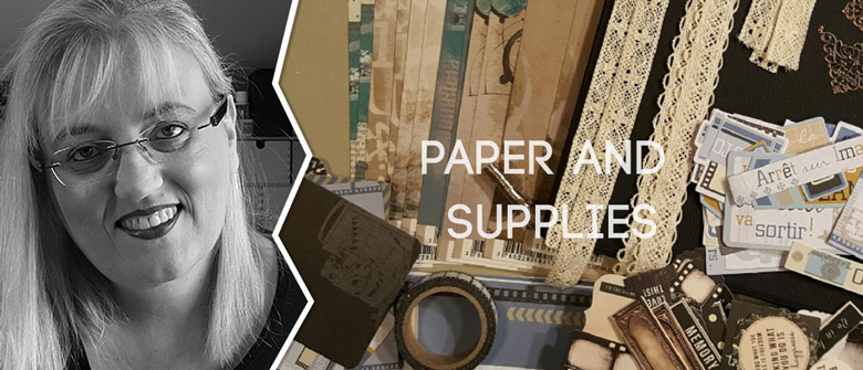 paper and supplies