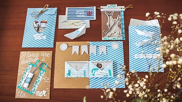 DIY happy mail