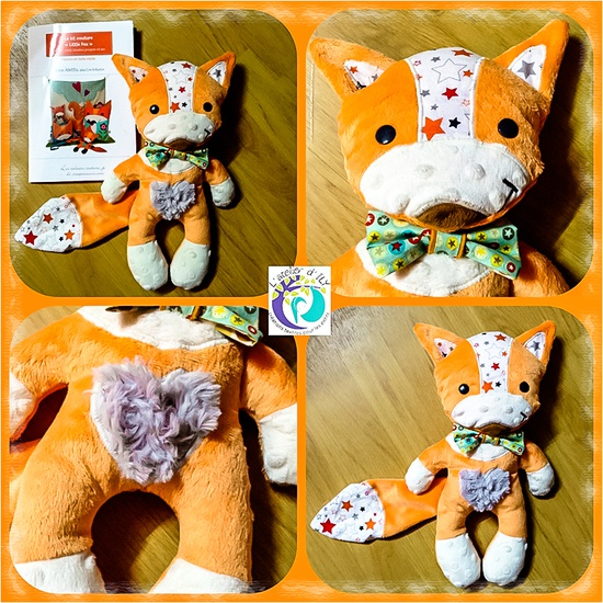 Doudou little fox