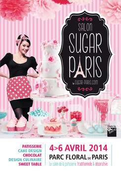 Le salon Sugar Paris