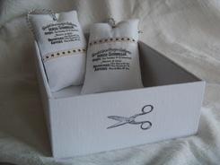Des accesoires en cartonnage