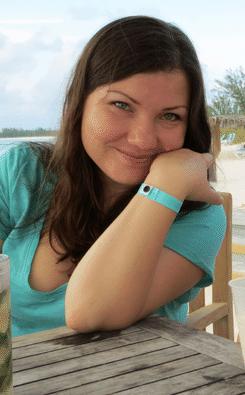 Portrait de Galina Cake Designer