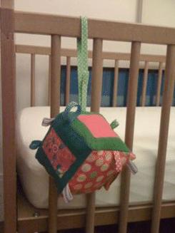 Cube éveil pour enfant