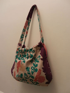 Couture de sac à main