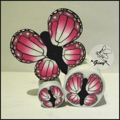 Papillion modelage