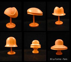 chapeau de haute couture