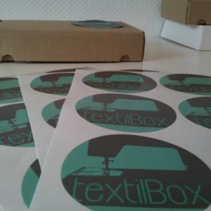 TextilBox, la box couture