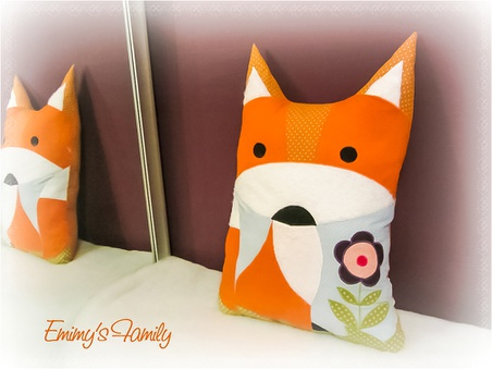 coussin_renard-little-fox couture
