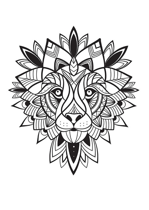 coloriage-Lion-72dpi