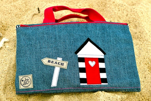 sac de plage playmobile