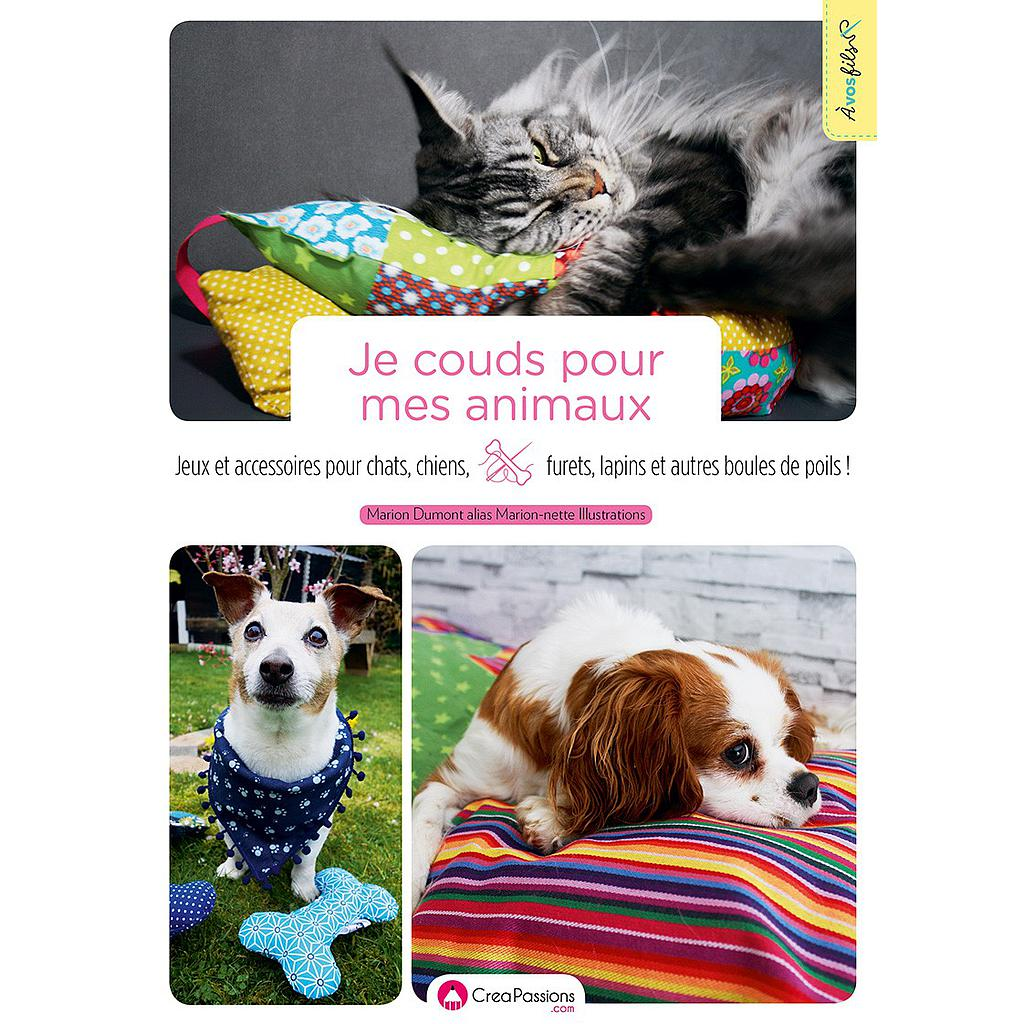 Je couds pour mes animaux