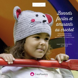 [9782814103412-569] Bonnets Faciles et Amusants au Crochet