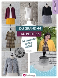 [9782814104679-683] Du grand 44 au petit 56 la couture selon Edith