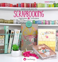 [9782814104839-703] Mini-albums en scrapbooking
